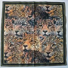 Decoupage Paper Napkins | Mysterious Cheetahs