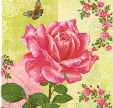 roses in green
