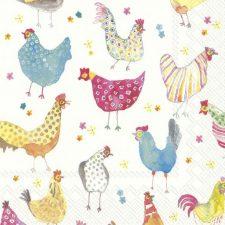 Jolly hens
