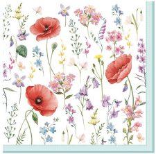 poppy & wildflowers