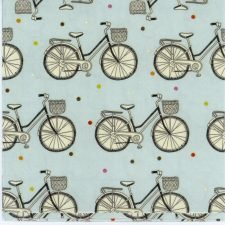 bikes in the pattern