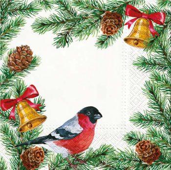 bird bell pin tree