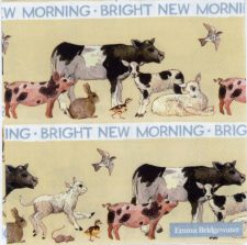 Decoupage Paper | Farm Animals Parade