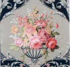 Decoupage Paper Napkin | Vintage Bouquet of Roses