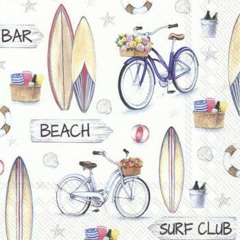 Decoupage Paper Napkins | Beach Life