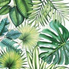 Decoupage Paper | Tropical Plants Napkins