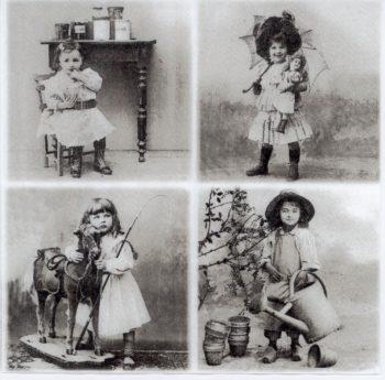 vintage little kids