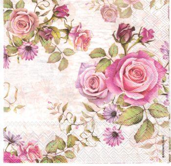 roses frame design