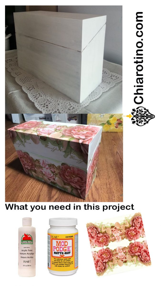 What Is Decoupage Decoupage Tutorials