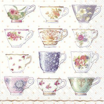 classical tea cup