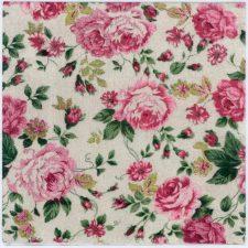 Event Paper Napkins Vintage Pink Roses