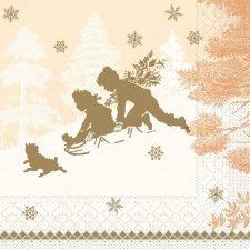 sleigh orange