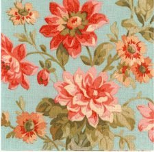 Decoupage Napkins |Pink and Red Dahlias | Dahlia Napkins | Flower Napkins |Paper Napkins for Decoupage
